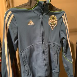 Adidas Seattle Sounders Jacket